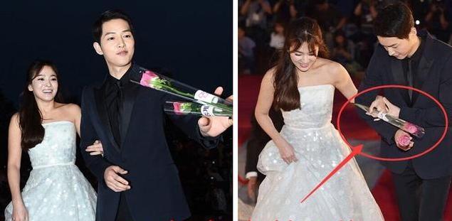 Fan xứ Trung đang rầm rộ truyền nhau thông tin Song Joong Ki - Song Hye Kyo chuẩn bị làm đám cưới - Ảnh 4.