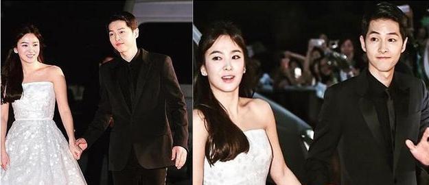 Fan xứ Trung đang rầm rộ truyền nhau thông tin Song Joong Ki - Song Hye Kyo chuẩn bị làm đám cưới - Ảnh 5.