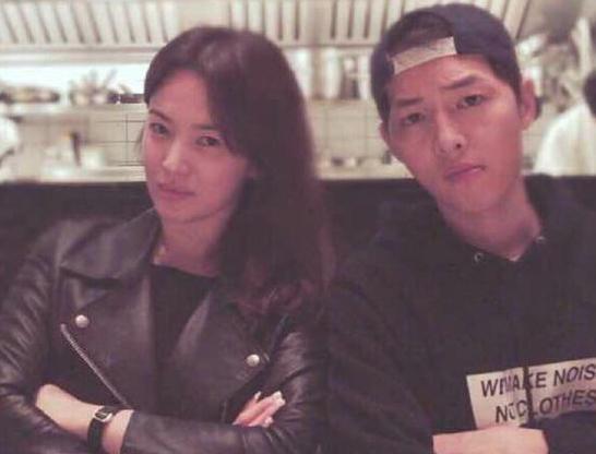 Fan xứ Trung đang rầm rộ truyền nhau thông tin Song Joong Ki - Song Hye Kyo chuẩn bị làm đám cưới - Ảnh 9.