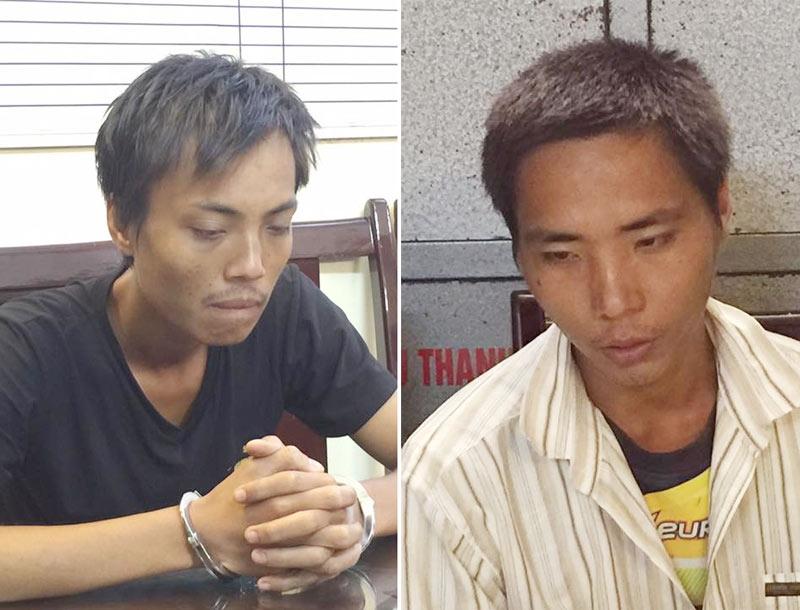 Hà Nội: Nữ sinh viên bị cướp dùng kéo đâm liên tiếp vào ngực - 1
