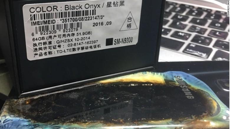 Khách hàng Trung Quốc mất niềm tin vào Samsung, sẽ chuyển sang Apple