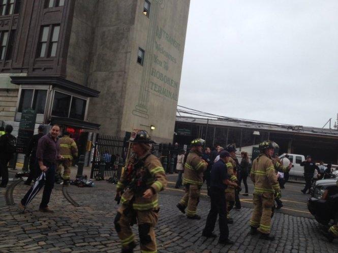 Tai nạn tàu điện ở New Jersey, hơn 100 người bị thương