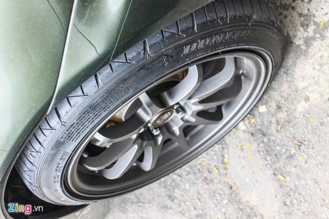 Xe the thao mui tran Honda S2000 tai xuat tai Sai Gon hinh anh 6