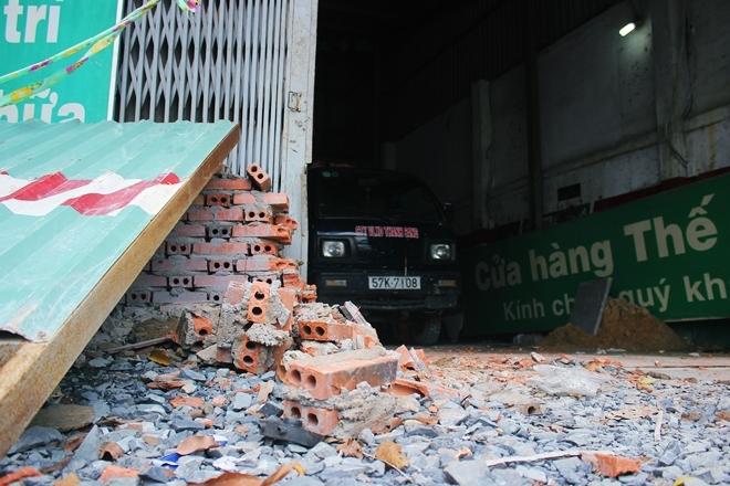60 doanh nghiệp trên con đường 'nhà biến thành hầm' đóng cửa