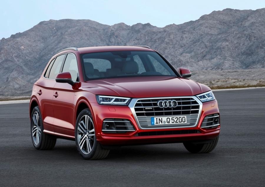 Audi Q5 2017 dang the thao hon, gia tu 50.000 USD hinh anh 5