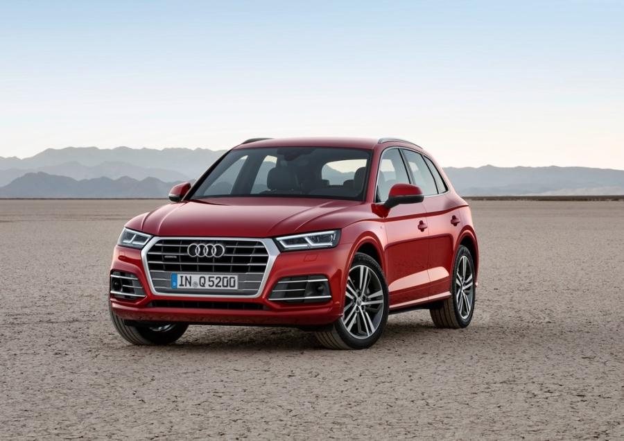 Audi Q5 2017 dang the thao hon, gia tu 50.000 USD hinh anh 6