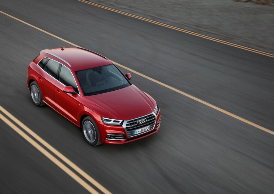 Audi Q5 2017 dang the thao hon, gia tu 50.000 USD hinh anh 7