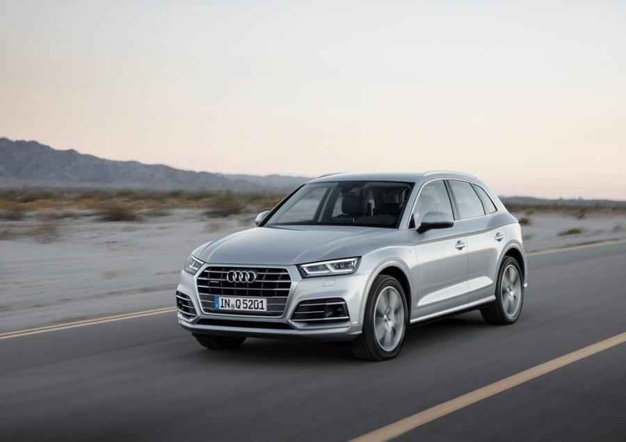 Audi Q5 2017 dang the thao hon, gia tu 50.000 USD hinh anh 10