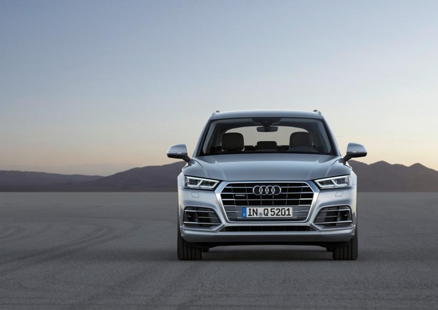 Audi Q5 2017 dang the thao hon, gia tu 50.000 USD hinh anh 11