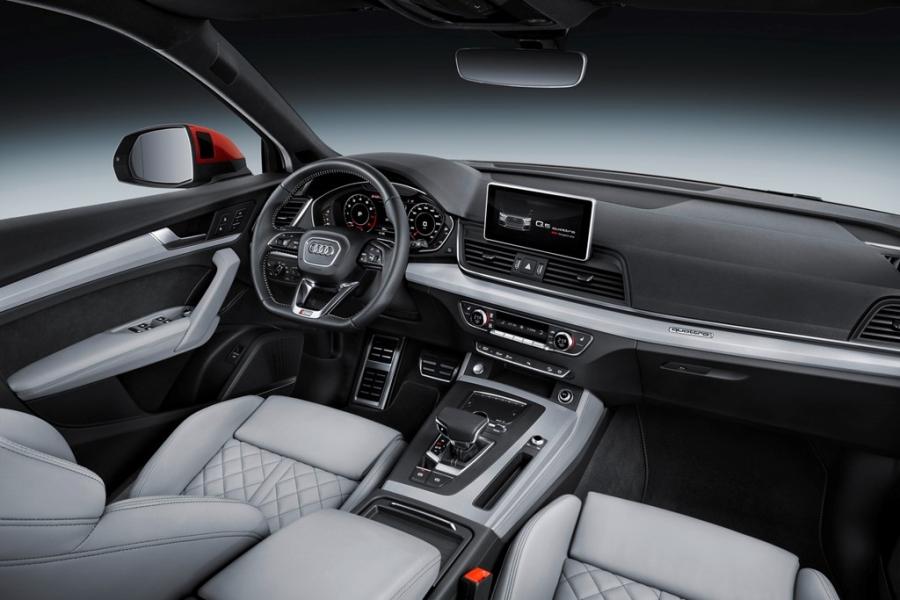 Audi Q5 2017 dang the thao hon, gia tu 50.000 USD hinh anh 13