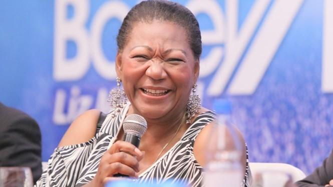 Ca sĩ Liz Mitchell