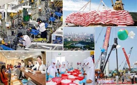 Kinh tế Việt Nam đang trên đà tăng trưởng, lạm phát được kiểm soát.