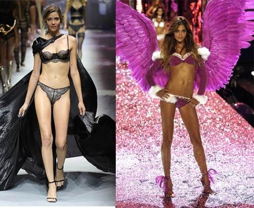 """Màn diễn nội y bốc lửa của """"đối thủ Victoria's Secret"""" - 3"""