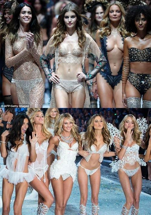 """Màn diễn nội y bốc lửa của """"đối thủ Victoria's Secret"""" - 21"""