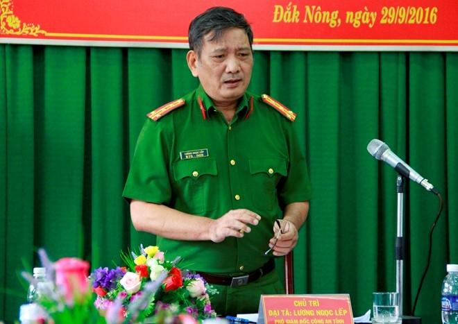 Ong Tran Minh Loi chong tham nhung vi quyen loi ca nhan hinh anh 1