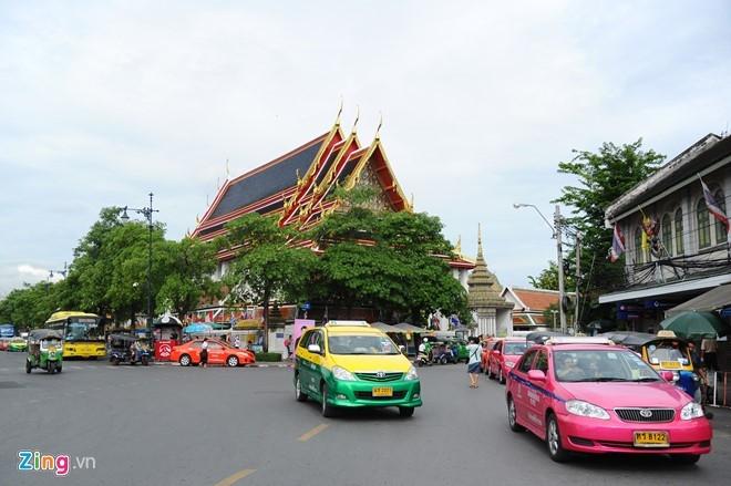 Phuong tien giao thong cong cong da dang o Thai Lan hinh anh 10