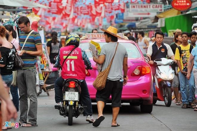 Phuong tien giao thong cong cong da dang o Thai Lan hinh anh 11