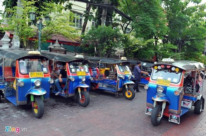 Phuong tien giao thong cong cong da dang o Thai Lan hinh anh 12