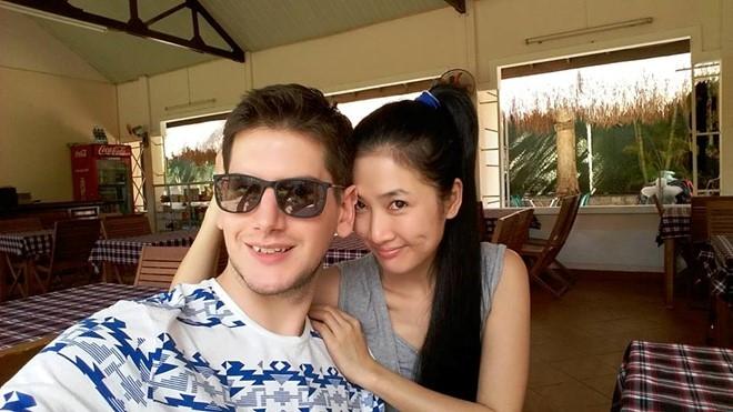 Quynh Lam: 'Ban trai de nghi toi ra khoi nha khi chia tay' hinh anh 2