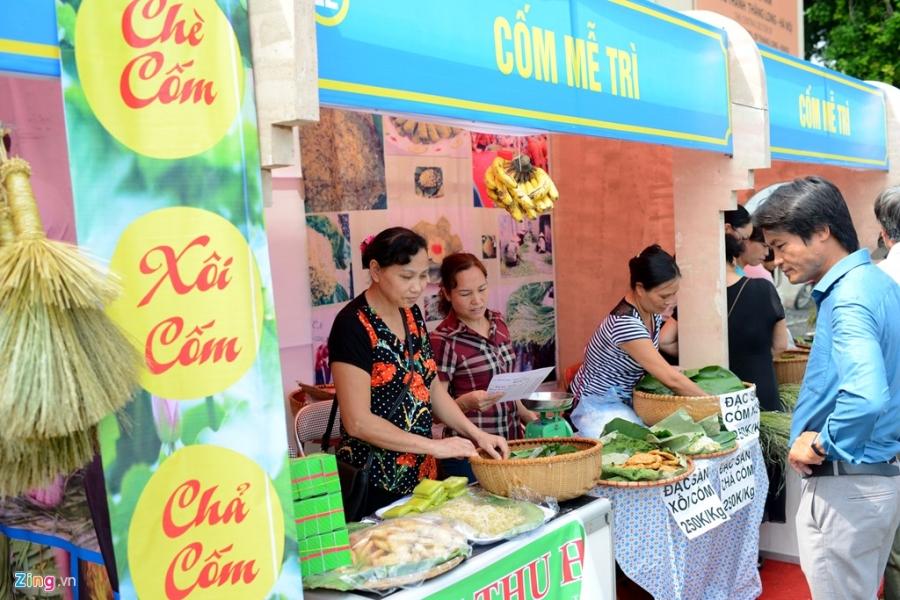San xuat lua Ha Dong tai Hoang thanh Thang Long hinh anh 11