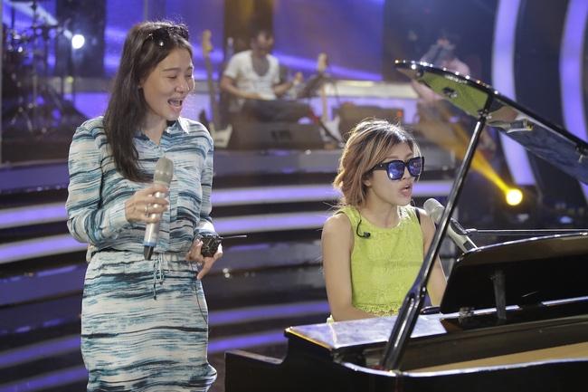 Thu Minh biểu diễn single mới cùng Trang Pháp trong đêm đăng quang Vietnam Idol 2016 - Ảnh 4.