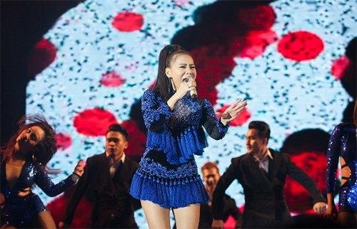 Thu Minh, chồng đại gia, Vietnam Idol