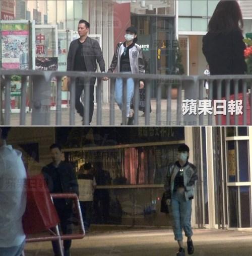 Vợ chồng Hồ Hạnh Nhi cãi vã nơi công cộng - ảnh 1