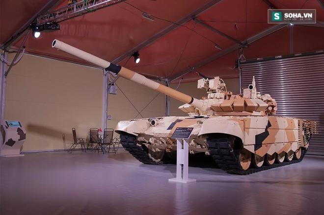 Xuất hiện người em song sinh của xe tăng T-90MS - Ảnh 1.