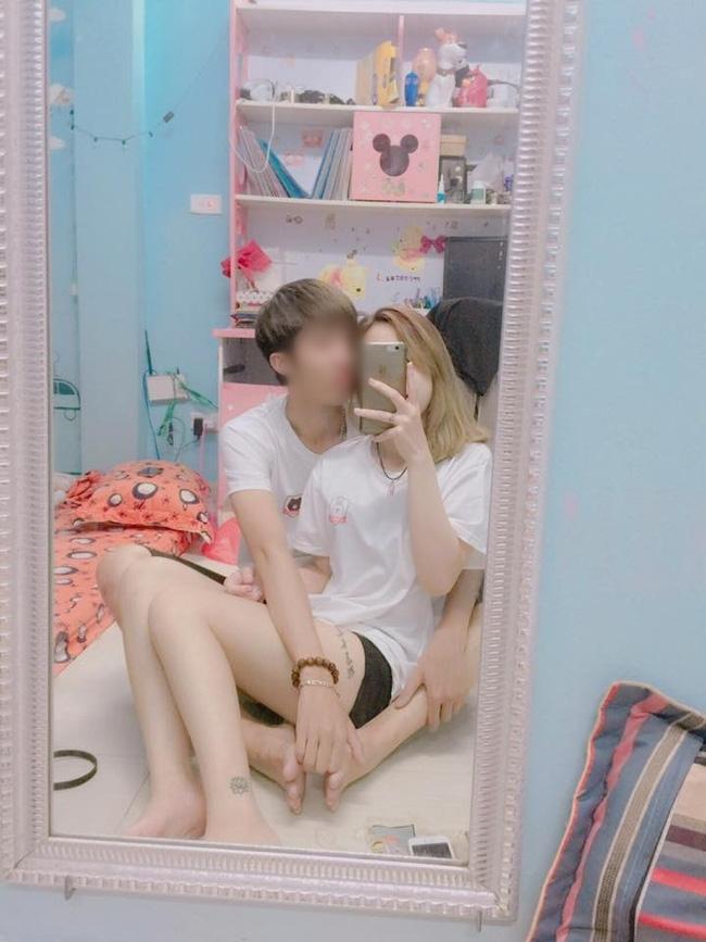 Dân mạng nghi ngờ clip cảnh nóng giữa cô gái trẻ và bạn trai cũ là... dàn dựng để nổi tiếng - Ảnh 1.