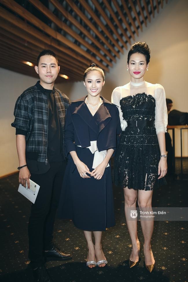Hạ Vi & Á hậu Thùy Dung thắp sáng thảm đỏ Elle Show 2016 với dung nhan không góc chết - Ảnh 3.