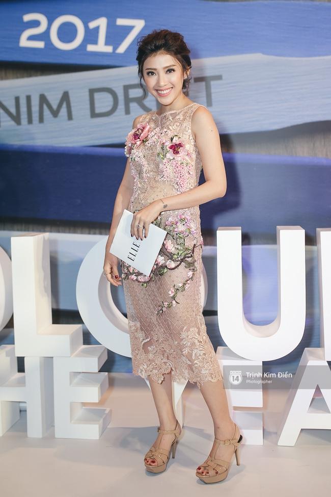 Hạ Vi & Á hậu Thùy Dung thắp sáng thảm đỏ Elle Show 2016 với dung nhan không góc chết - Ảnh 17.