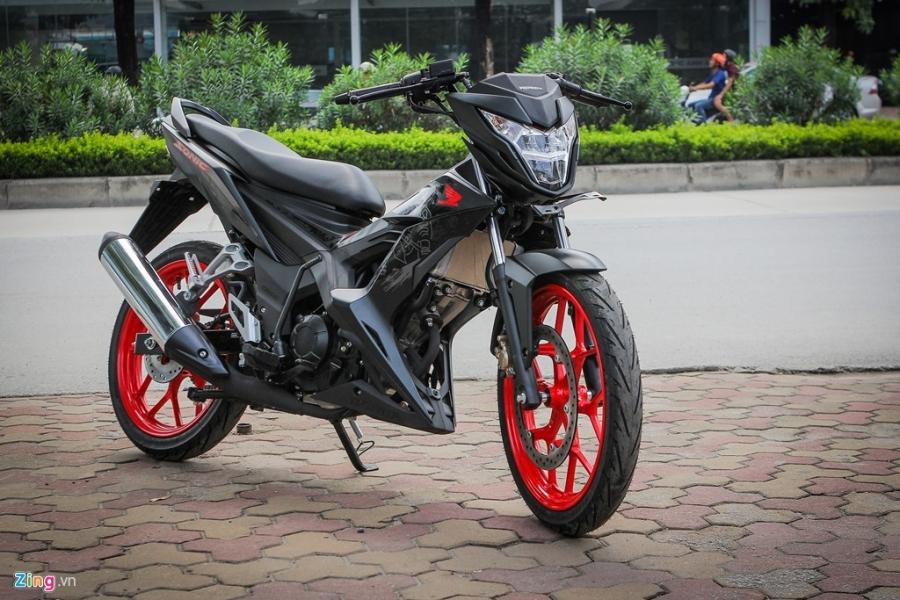 Honda Sonic 2017 gia hon 80 trieu tai Viet Nam hinh anh 2