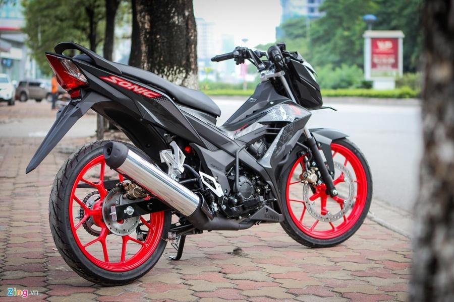 Honda Sonic 2017 gia hon 80 trieu tai Viet Nam hinh anh 3