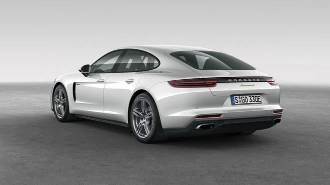 Porsche Panamera 4 E-Hybrid: Xe sang tiet kiem xang hinh anh 3