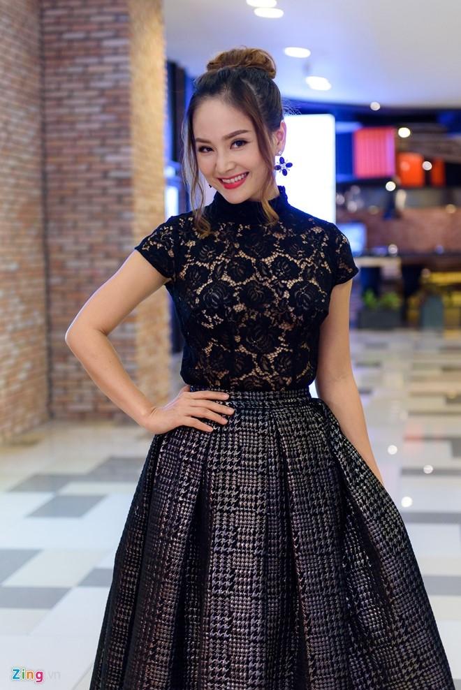 Sao Viet tap nap tren tham do Lien hoan phim Thai Lan hinh anh 4