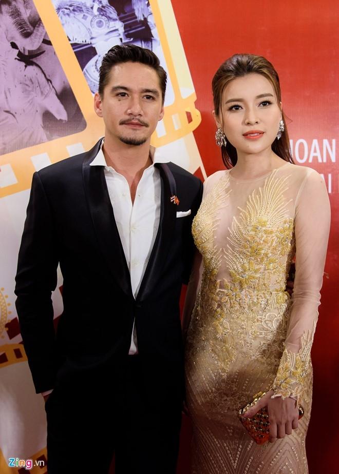 Sao Viet tap nap tren tham do Lien hoan phim Thai Lan hinh anh 13