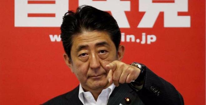 Thủ tướng Nhật Shinzo Abe toàn lực lôi kéo Nga, cô lập Trung Quốc
