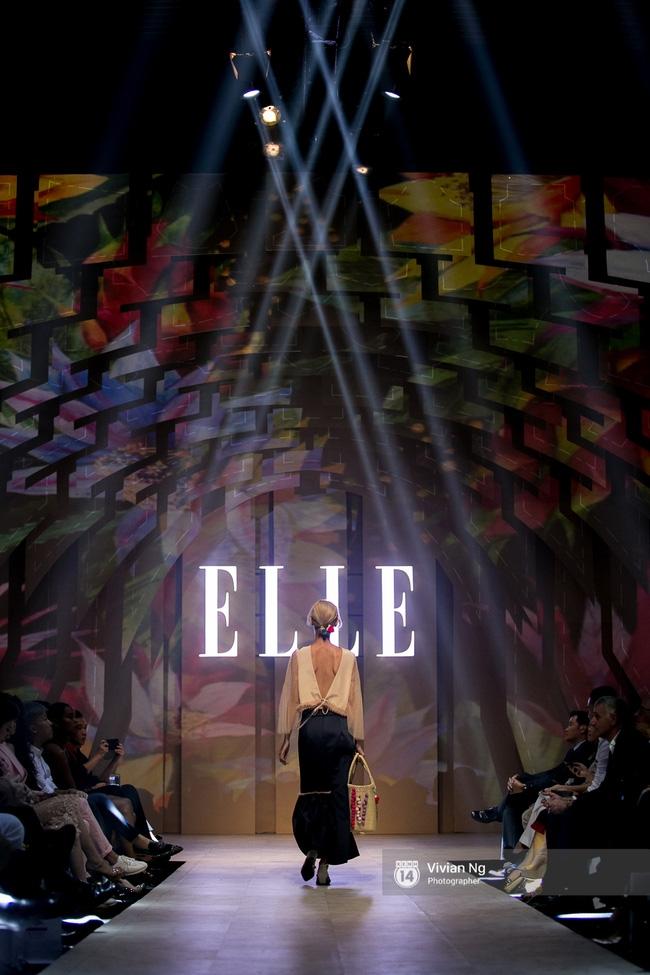 Chẳng ai có thể ngờ Hoa hậu Kỳ Duyên xuất hiện trên sàn catwalk Elle Show 2016! - Ảnh 26.