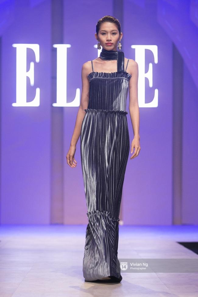 Chẳng ai có thể ngờ Hoa hậu Kỳ Duyên xuất hiện trên sàn catwalk Elle Show 2016! - Ảnh 47.