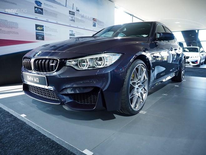 BMW ra mat M3 dac biet gia gan 85.000 USD hinh anh 1