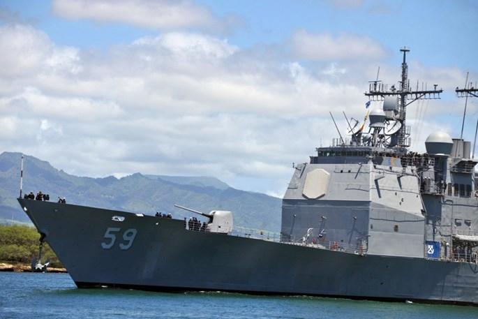 Tên lửa đánh chặn SM-6 phá kỷ lục bắn xa nhất của hải quân Mỹ - ảnh 2