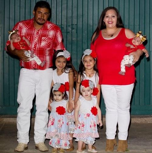 Bà mẹ trẻ 29 tuổi có 14 con gái vẫn khao khát con trai - ảnh 2