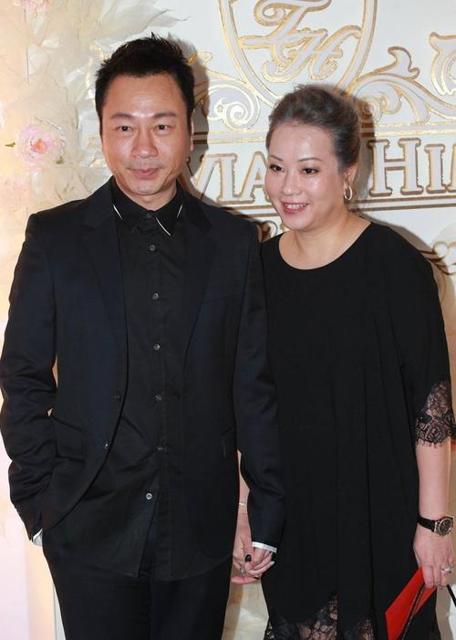 Vợ chồng Lê Diệu Tường.