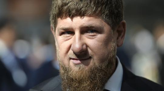 Người đứng đầu Cộng hòa Chechnya Ramzan Kadyrov. Ảnh: SPUTNIK