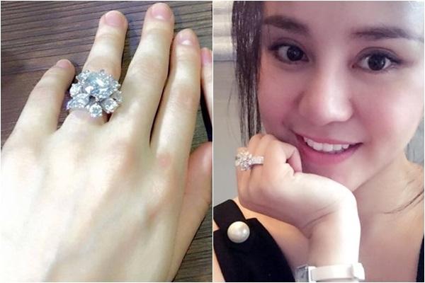 Người đẹp yêu đại gia Việt, ai có trang sức kim cương khủng hơn? - Ảnh 6.