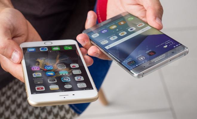 Nguoi dung Android kem chung thuy hon nguoi dung iPhone hinh anh 1