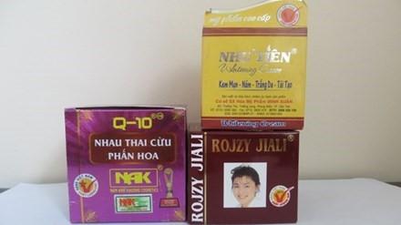 Nhieu doanh nghiep my pham xai 'chua' logo hang xin hinh anh 1