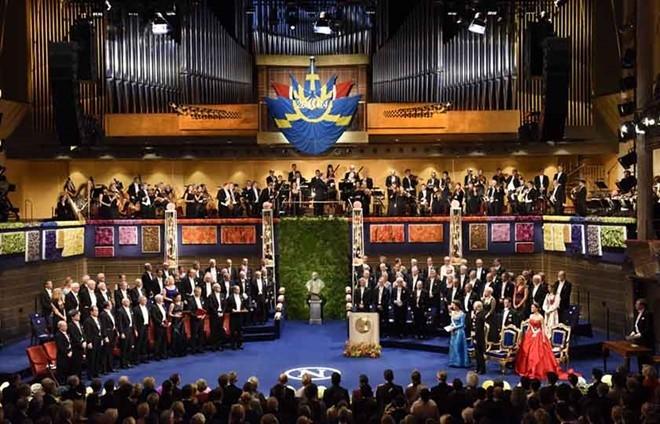 Nhung ung vien sang gia cua mua giai Nobel 2016 hinh anh 1