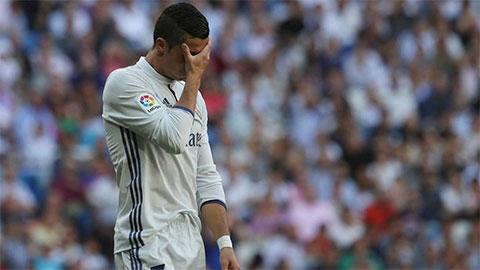Ronaldo khởi đầu tệ hại nhất sau 6 năm