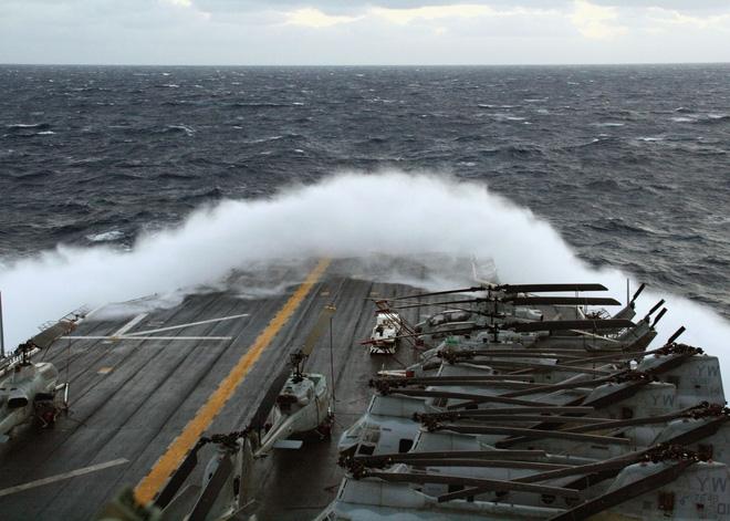 [Ảnh] Siêu hạm Mỹ từng được dự định mang tên địa danh Việt Nam - Ảnh 4.